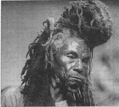 Dreadlocks, for a long time,